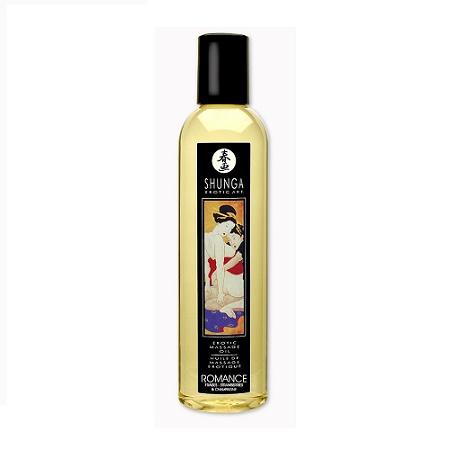 Массажное масло Shunga Massage Oil Romance