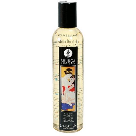Массажное масло Shunga