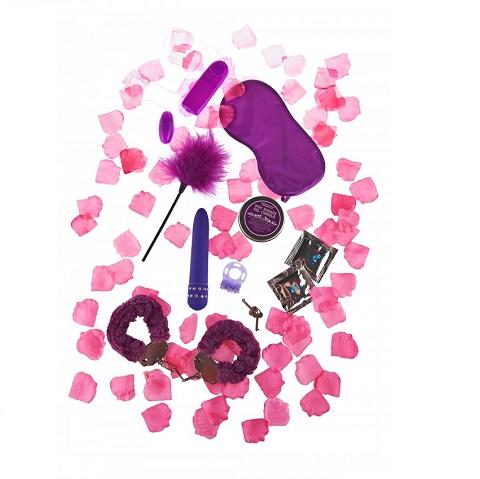 Любовный набор Fantastic Purple Sex Toy Kit