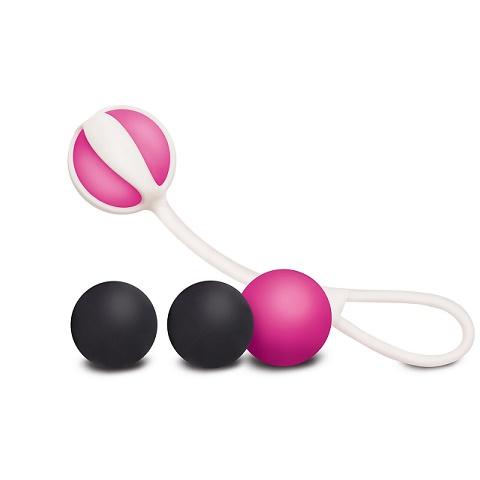 Мощный магнитный тренажер Кегеля Geisha balls Magnetic