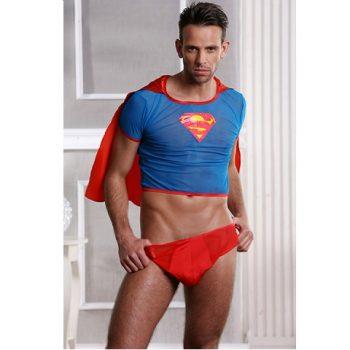 Мужской комплект Супермен