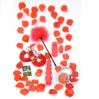 Набор для романтики Red Romance Gift Set