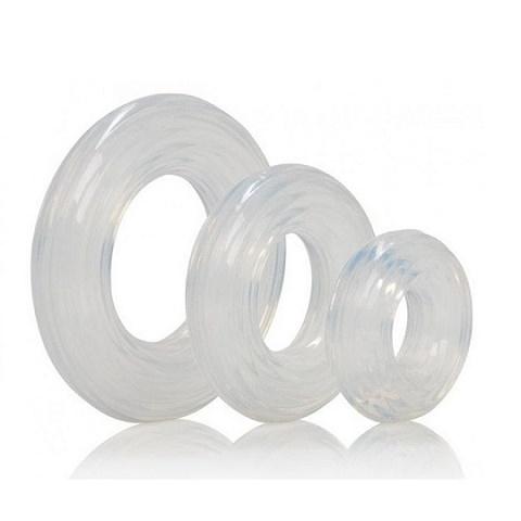 Набор эрекционных колец Premium Silicone Ring Set