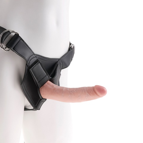 Страпон Strap-on Harness 7 Cock