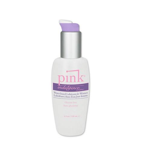 Интимная крем-смазка Pink Indulgence Creme