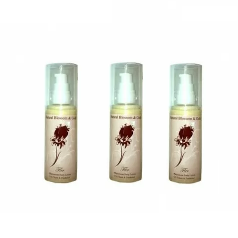 Лосьон для тела с феромонами Natural Blossom
