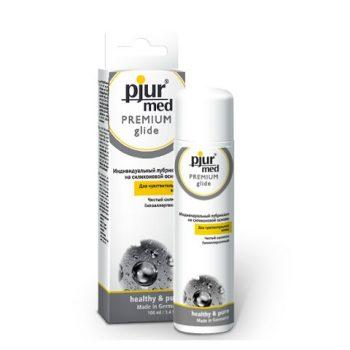 Лубрикант на силиконовой основе Pjur Med Premium