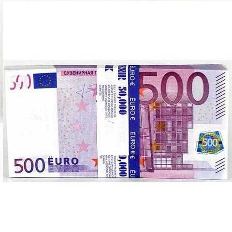 сувенир купюра евро