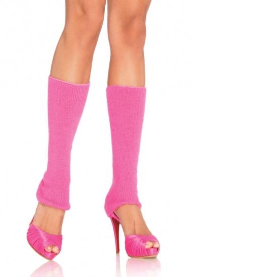 цветные гетры по колено