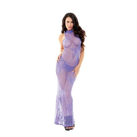 Длинное ажурное платье Fantasy Lingerie