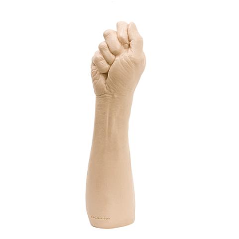 Фаллоимитатор в виде руки The Fist