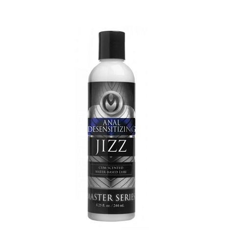 Обезболивающая смазка со вкусом спермы Jizz Cum Scented